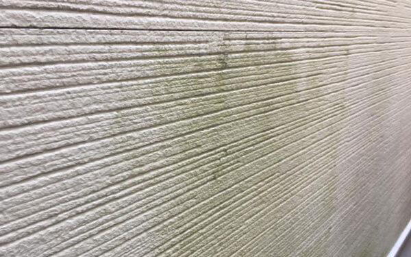 外壁塗装を10年間放置した結果
